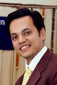 Vikrant Chaudhary, Director of Heritage School, Partners with World Genesis Foundation