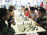 New York City Chess-in-the-Schools Project Sponsors Educational Chess Program for UNESCO Romania
